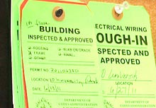 Building Inspection Form