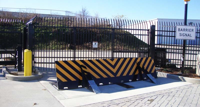 Perimeter Barrier Signal Gate - Herrting Technology