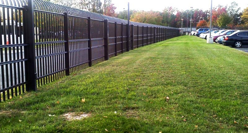 Perimeter Fence Parkinglot - Herring Technology