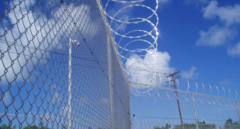 Perimeter Prison Fence - Herring Technology