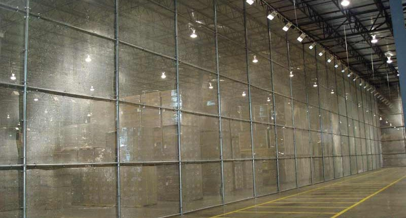 Perimeter Warehouse Fence